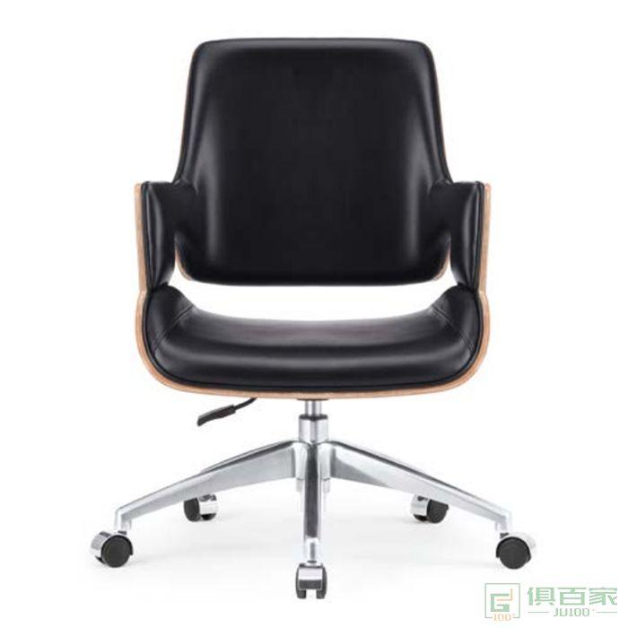 桦桂家具大班椅商务办公椅舒适久坐书桌椅