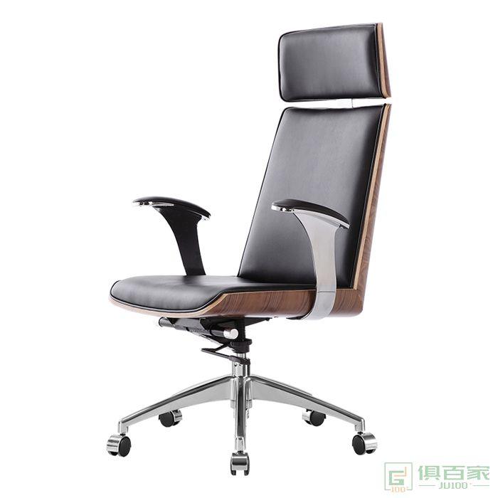 桦桂家具椅子商务电脑椅家用办公桌椅