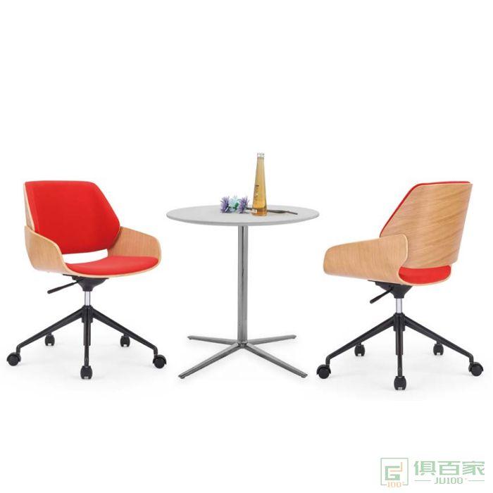 桦桂家具电脑椅家用舒适皮椅商务