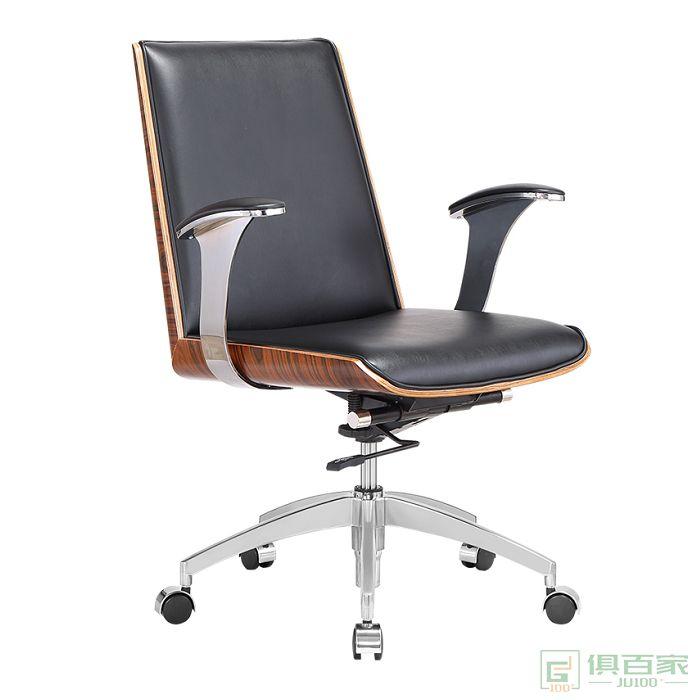 桦桂家具公家具办公椅电脑椅简约现代老板大班椅