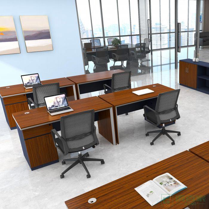 福玛仕家具尚坤系列经理桌主管桌单人办公桌