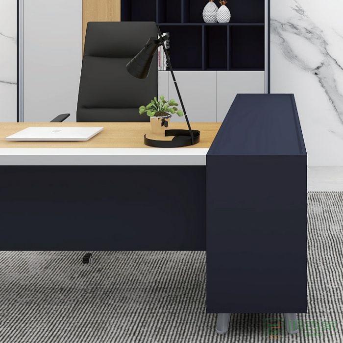 福玛仕家具简艺系列经理桌