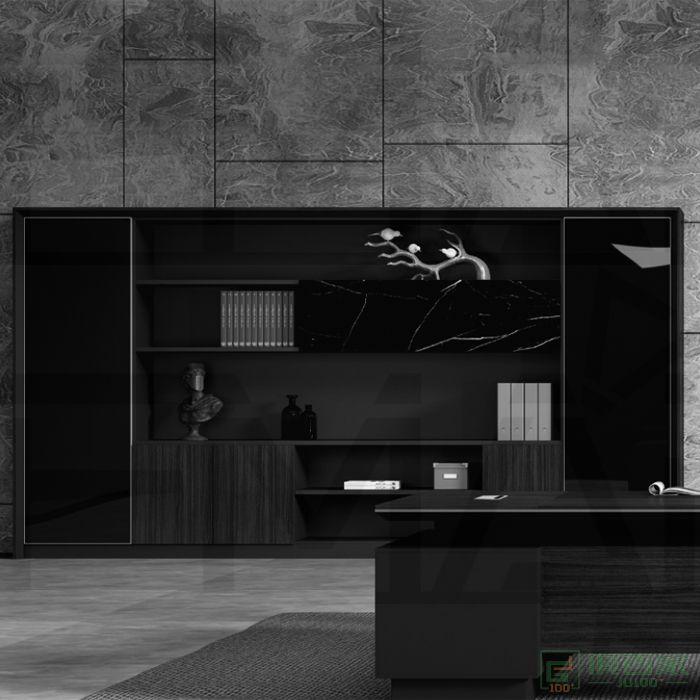 福玛仕家具尚睿系列办公室文件柜木质资料柜档案柜