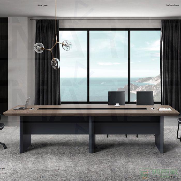 福玛仕家具皓睿系列会议桌